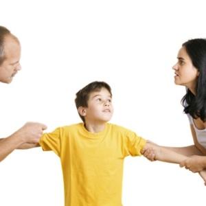 Как оформляется развод, при не совершеннолетних детях