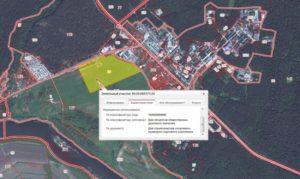 Публичная кадастровая карта Росреестра: какую информацию содержит и как ею пользоваться онлайн